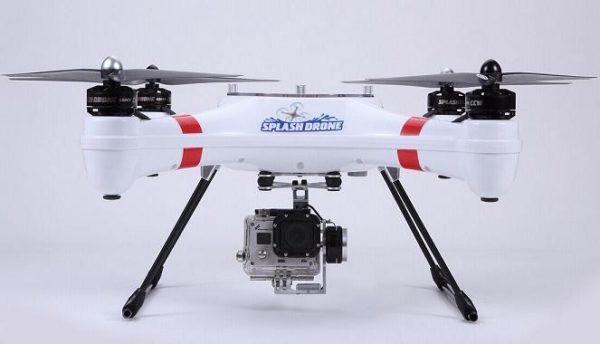 DRONE Splash 003 waterproof splash drone