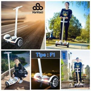 Mini Electric Scooter Smart Self Balance F1
