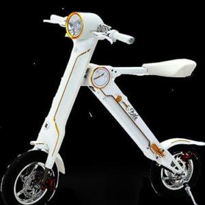 New design folding electric motorcycle 36V 250W e-bike E8