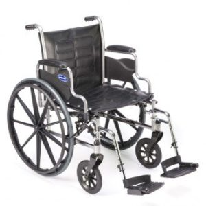 Invacare EX2 36 lbs. Wheelchair