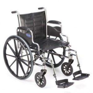 Invacare EX2 36 lbs. Wheelchair