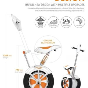Airwheel A3 Self balancing Scooter Bike Electric
