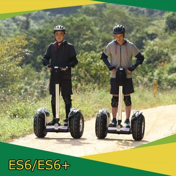 ES6+ self balancing scooter