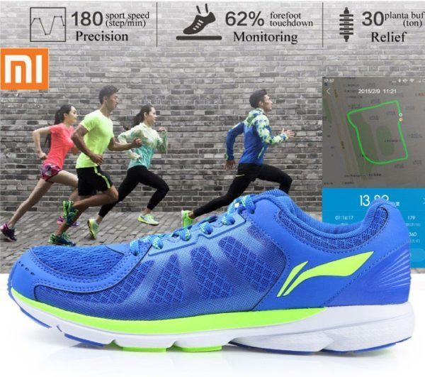 Xiaomi Mi Lining Furious Rider Smart Sport Shoes MI0036