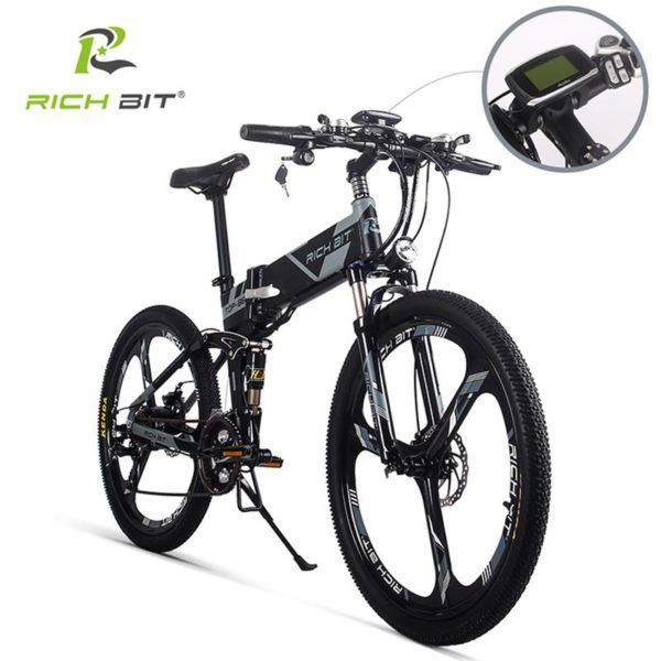 Electric Bicycle Richbit