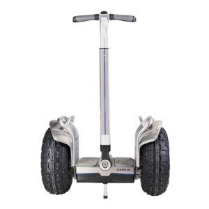 ES6+ self balancing scooter